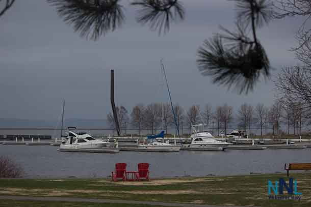 Marina Park - Thunder Bay Ontario shot on May 17 2017