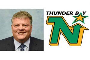 The Thunder Bay North Stars have a new coach