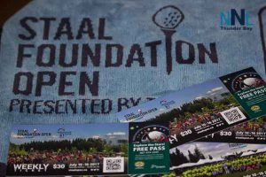 The Excitement is building for the 2017 Staal Foundation Open - Get your tickets for this amazing Thunder Bay summer classic