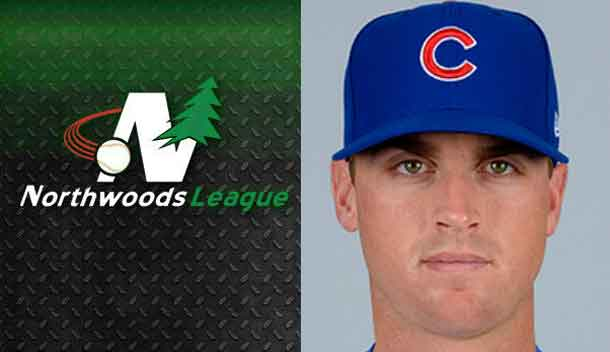 Former Thunder Bay Bordercat debuted with the Chicago Cubs
