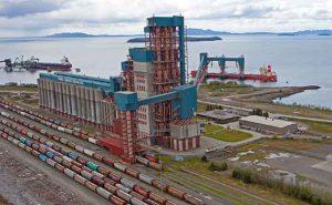 Prince Rupert Port Terminal
