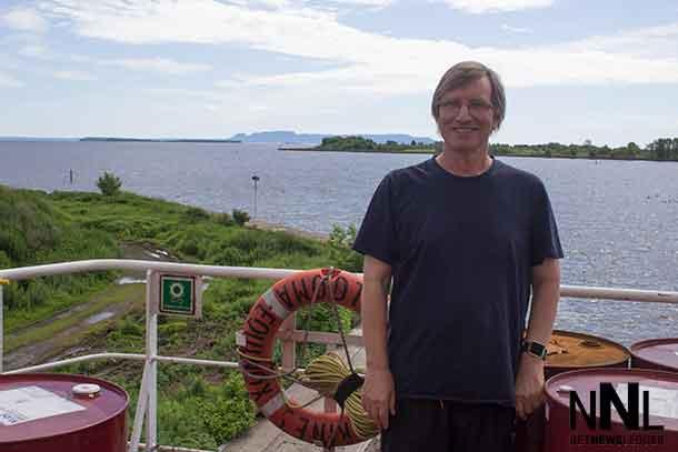 Captain Peter Schultz - Algoma Equinox