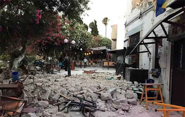 The earthquake has hit hard in Turkey killing and injuring many people