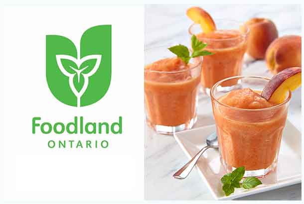 Delicious and Refreshing from Foodland Ontario