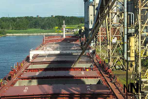 Algoma Equinox, Great Lakes, Port of Thunder Bay