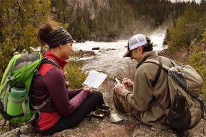 Hiking at Pukaskwa National Park