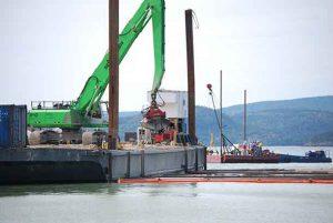 "$7 million ""thin-layer cap"" remediation project"
