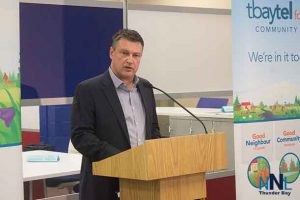 Tbaytel President and CEO Dan Topatigh on supporting good ideas and innovation