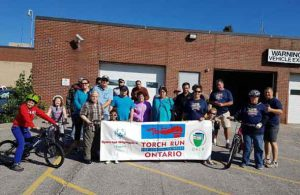 Dryden OPP help raise funds for Special Olympics