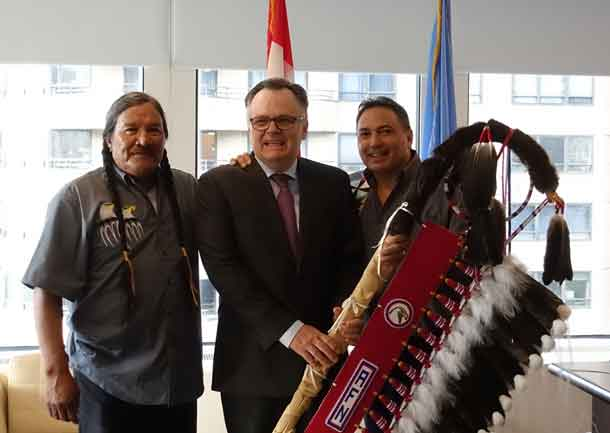 Photo supplied by AFN