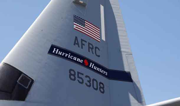 Hurricane Hunters - United States Airforce image by Reuters