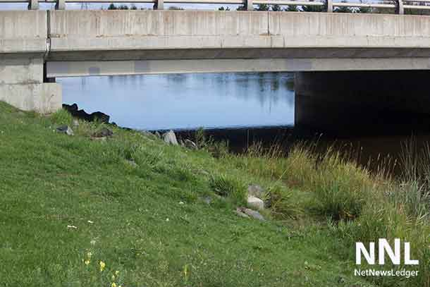 The man rescued from the McIntyre River is expected to recover