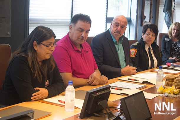 Friendship agreement signed between North Caribou First Nation, Fort William First Nation, the City of Thunder Bay and the Thunder Bay Police Service