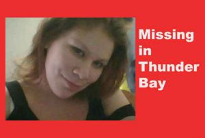 Missing in Thunder Bay