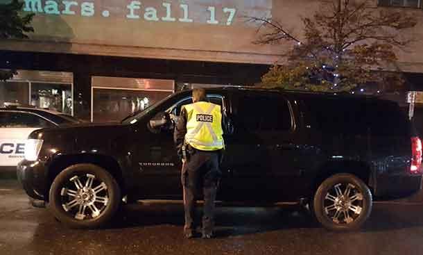 Thunder Bay Police Service image - Ride Check
