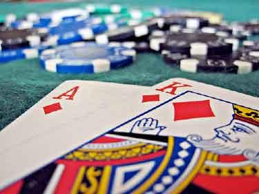 A great blackjack hand