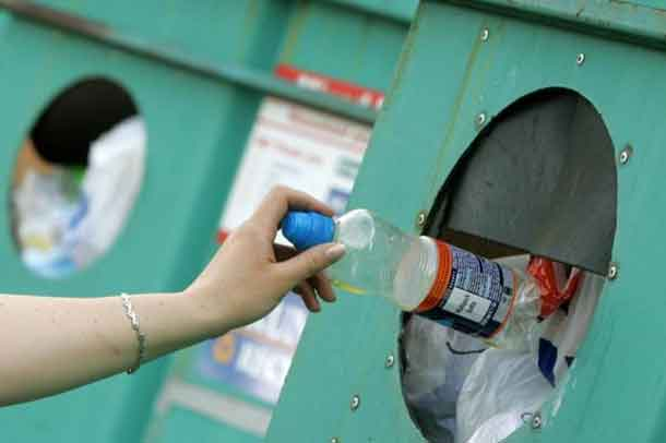 Britain is moving to increase recycling of beverage containers