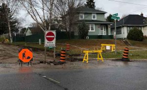 Work on the watermain at the intersection of Algoma and Egan Street will start on November 1st and is expected to be completed by November 2nd.