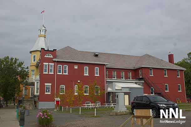 The Finlandia Hall in Thunder Bay