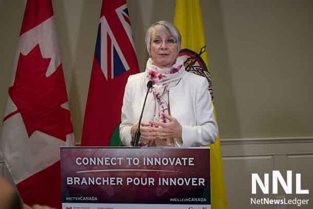 Minister Patty Hajdu MP - Thunder Bay Superior North
