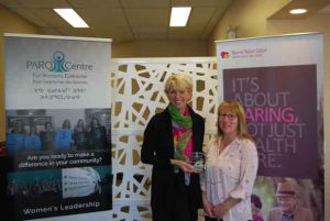 Enterprising Woman Alumni Award announced by PARO