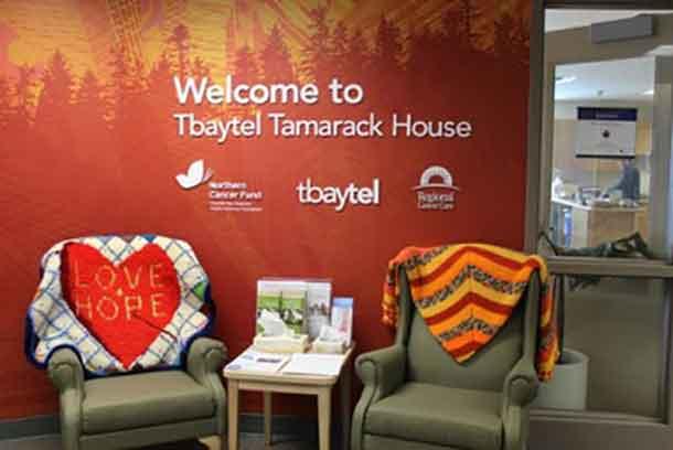 Ignace Golfers Tee Up for Tbaytel Tamarack House