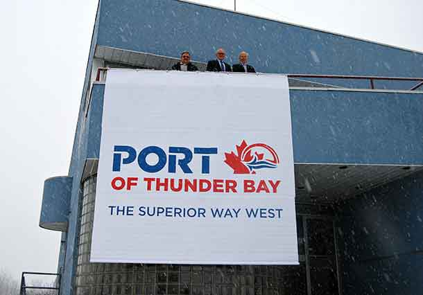 Port of Thunder Bay