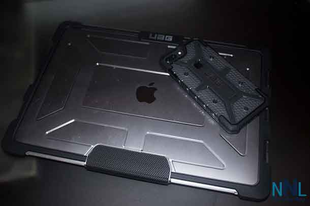 Urban Armour Gear offers solid and easy protection for your laptop and smartphone