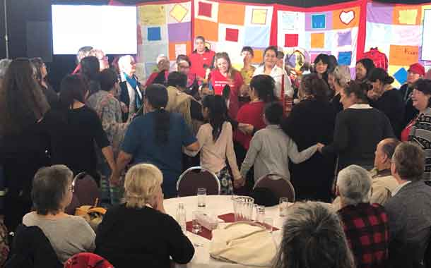 The MMIWG National Enquiry Hearings in Thunder Bay got underway on Sunday with opening ceremonies and prayers.