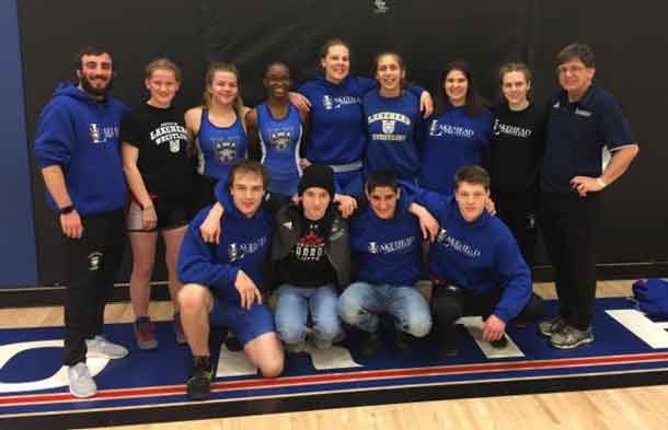 Successful Tournament for Lakehead Wrestling in Windsor