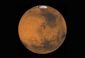 Weather - cold temperatures on Earth are being reported as colder than on Mars