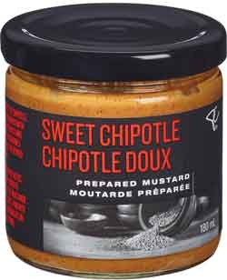 President's Choice Sweet Chipotle Mustard Recalled