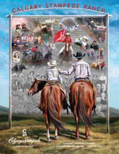2018 Calgary Stampede Poster