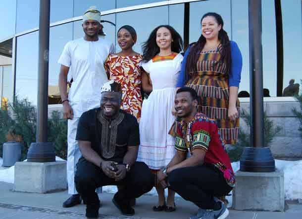 embers of the Caribbean African Multicultural Association of Thunder Bay (CAMAT) and the African Caribbean Student Association (AFCASA)