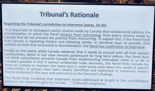 Tribunal Ruling
