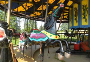 Efforts are underway to make sure the Carousel at Chippewa Park can remain in place making great memories