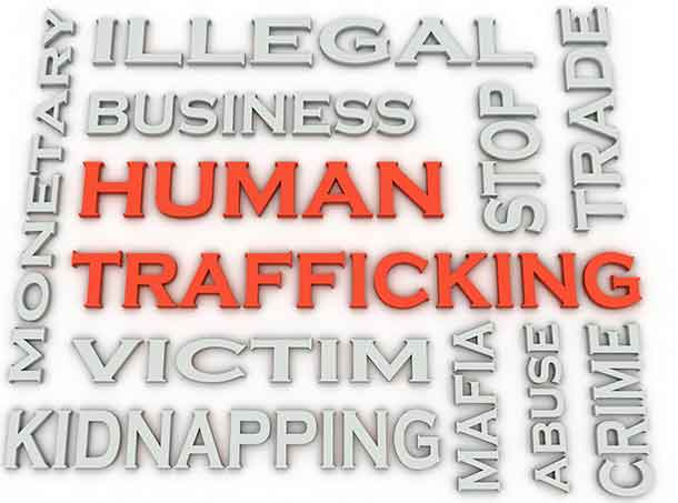 Human Trafficking is a serious issue world-wide