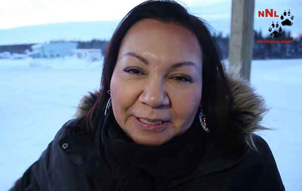 MKO Grand Chief Sheila North