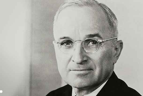 Harry S. Truman - Whitehouse image