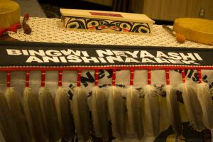 Sandpoint First Nation - Bingwi Neyaashi Anishinaabek (BNA) First Nation hosted a full day gathering in Thunder Bay