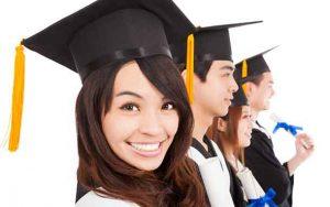 Graduation from High School is a positive step forward