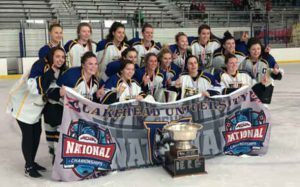 Lakehead Thunderwolves Women repeat as Champions