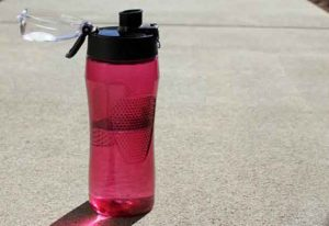 Yoga water bottle - its important to remain hydrated