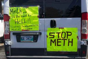 No More Meth - Manitoba Walkers
