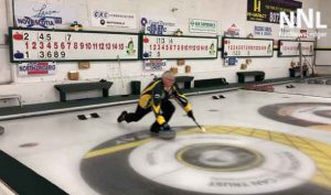 Northern Ontario played a hard-fought game against Nova Scotia falling to a one shot loss