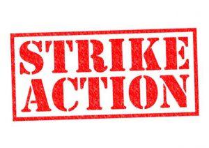 STRIKE ACTION - Image depositphotos.com