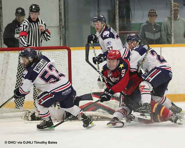 Photo credit: Tim Bates DHC/OJHL Images