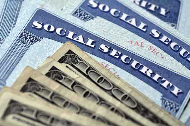 Social Security Card - Image by Depositphotos.com