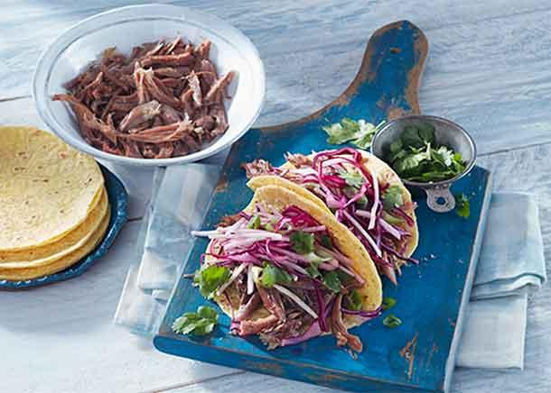 Foodland Ontario - Rotisserie Duck Street Tacos