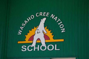 Washaho Cree Nation School